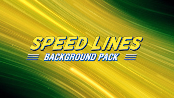 Speed lines animated background 02