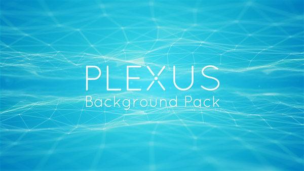 Animated plexus backgrounds 1