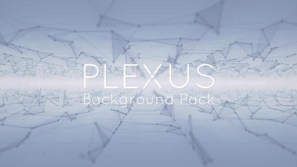 Animated plexus backgrounds 3