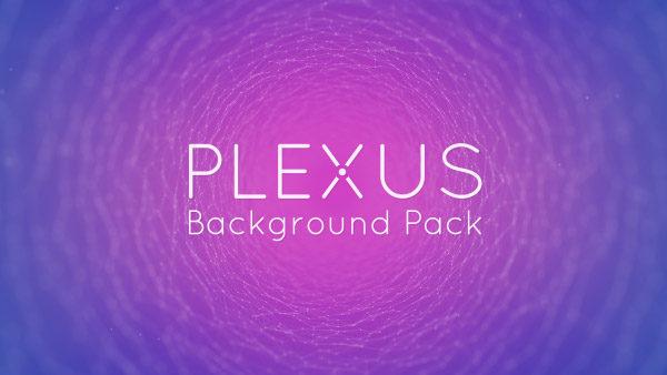 Animated plexus backgrounds 8