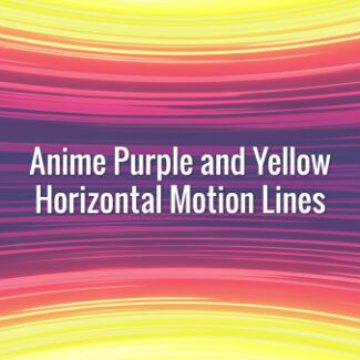 Fast-moving seamlessly looping purple and yellow horizontal speed lines in Japanese visual style.