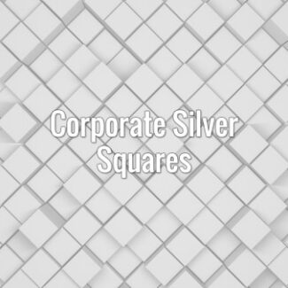Seamlessly loopable subtle slow moving corporate grey squares