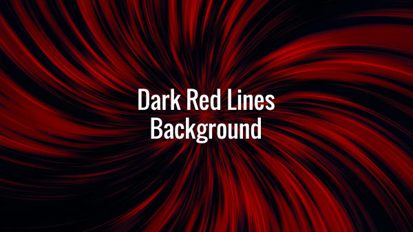Black and red seamlessly looping spiral rays coming from the center.