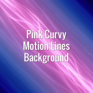 Curling seamlessly looping speed lines on a pink and blue background.