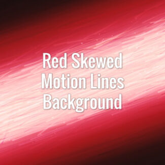 Curly seamlessly looping diagonal white speed lines on the red background.