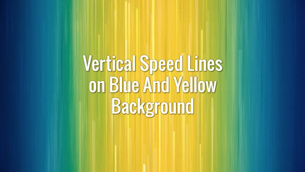 Fast-moving seamlessly looping vertical motion lines.