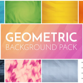 Geometric Background Pack