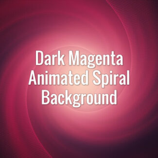 Seamlessly looping animated dark magenta tunnel with spirally moving particles.