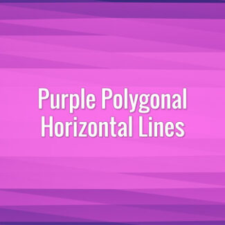 Seamlessly looping animated horizontal purple lines.