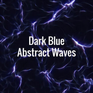 Blue glowing spiral and flickering particles. Seamlessly looping animated background.