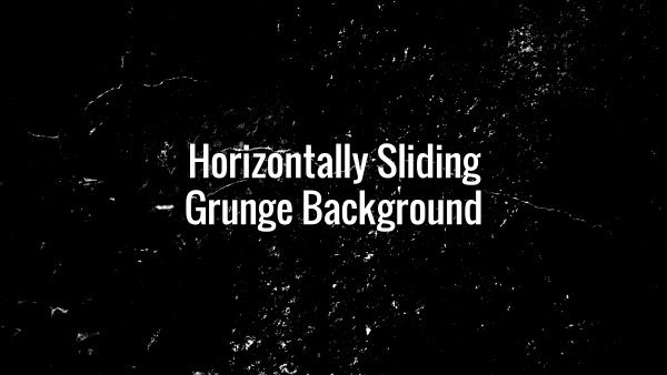 Seamlessly looping animated grunge background.