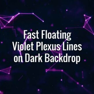 Seamlessly looping floating pink lines, triangles and particles. Animated background.